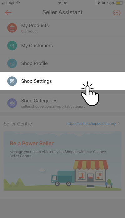Seller Basics Can I change my status to vacation mode?